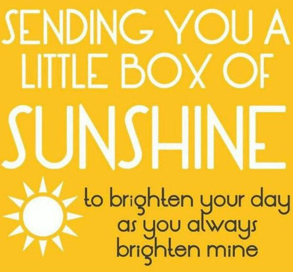 Sweet Good Morning Sayings To Welcome Sunshine
