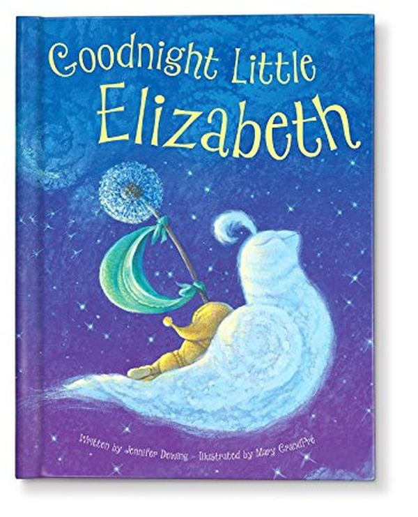 Goodnight Little Me Personalized Name Book