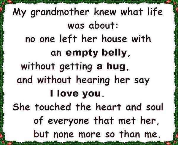 I Love You Grandma Quotes Stunning Grandma Quotes Grandmother Sayings With Love