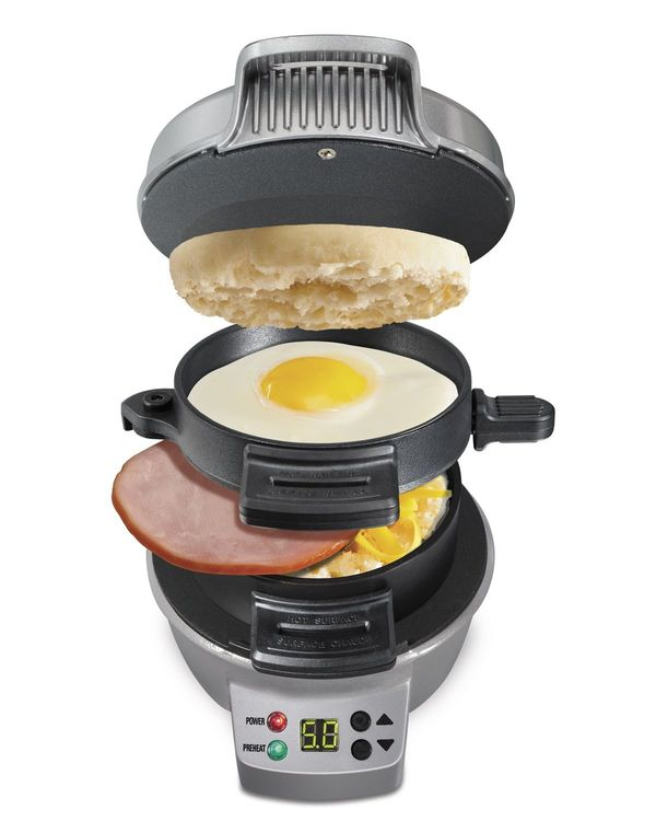 Hamilton Beach 25478 Breakfast Sandwich Maker