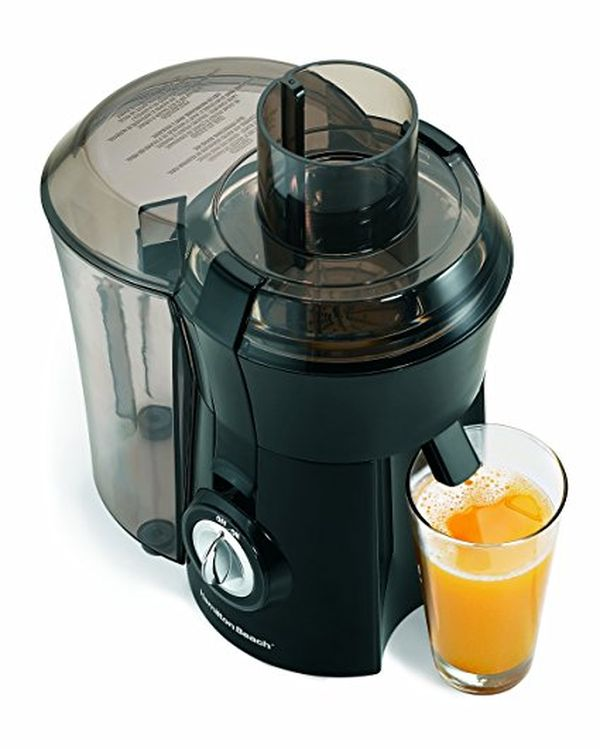Hamilton Beach 67601A Big Mouth 800 Watt Juice Extractor