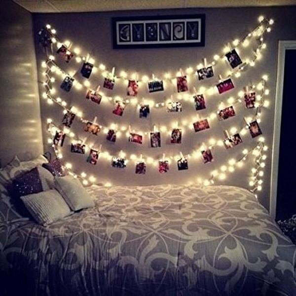 LED Photo String Lights