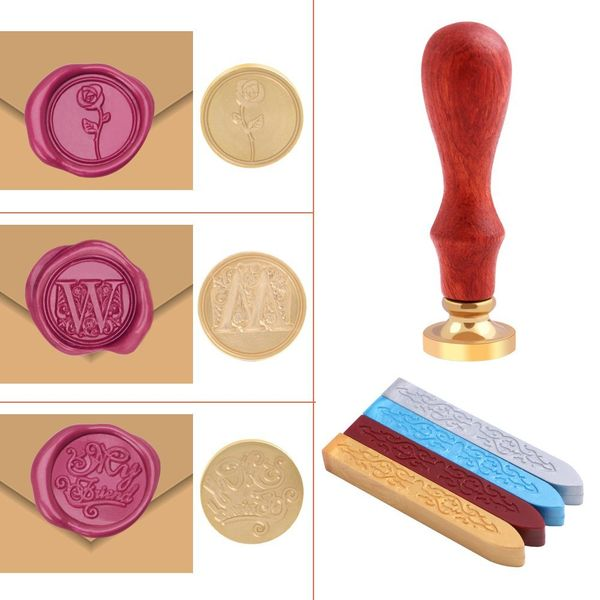 Rockrok Wax Seal Stamp