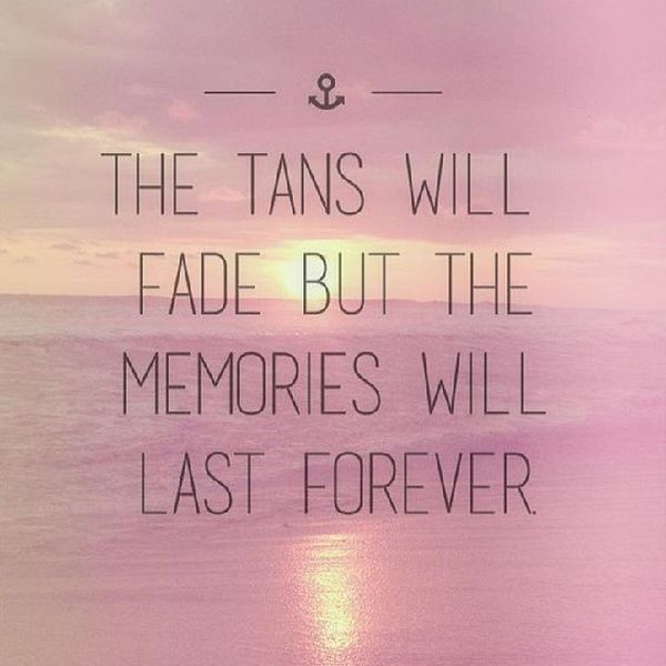 Fantastic Quotes About End Of Summer