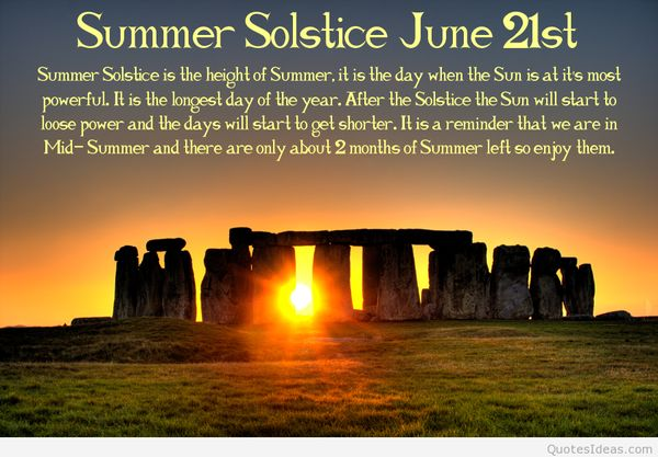 Best Summer Solstice Quotes to Celebrate the Longest Day of the Year