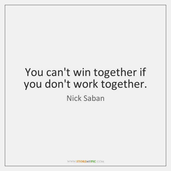 Motivational Teamwork Quotes Best Sayings About Working Together Interesting Teamwork Motivational Quotes