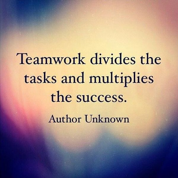 Positive Teamwork Quotes: Motivational Teamwork Quotes, Best Sayings About Working