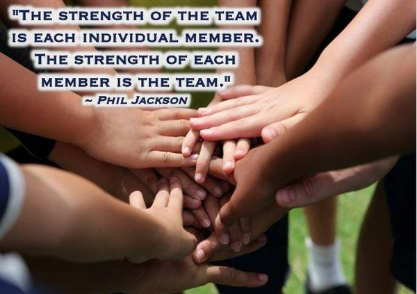 strenght of team