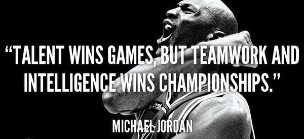 The Best of Sports Quotes about Teamwork