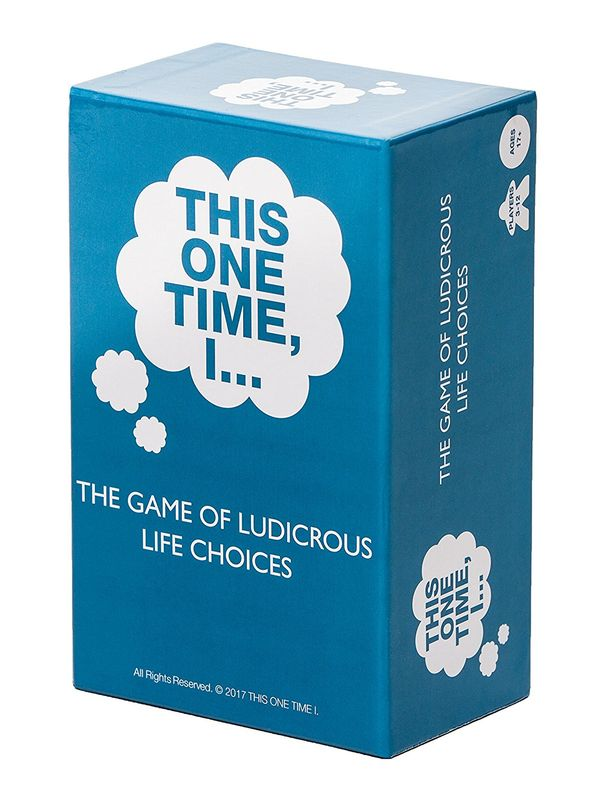 This One Time I The Game of Ludicrous Life Choices