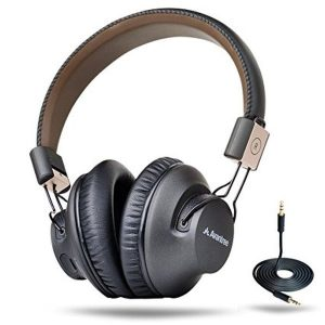 Wireless Bluetooth Over-the-Ear Foldable Headphones