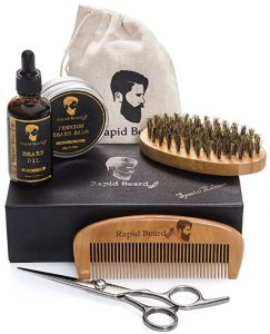 Bear Grooming & Trimming Kit for Men Care