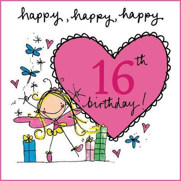 Great Quotes To Wish Your Granddaughter Happy 16th Birthday