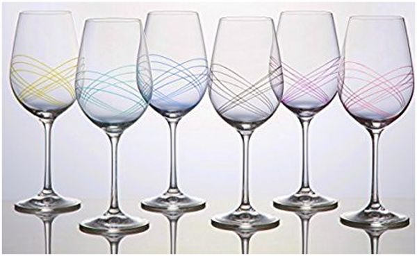 Bezrat Wine Glasses