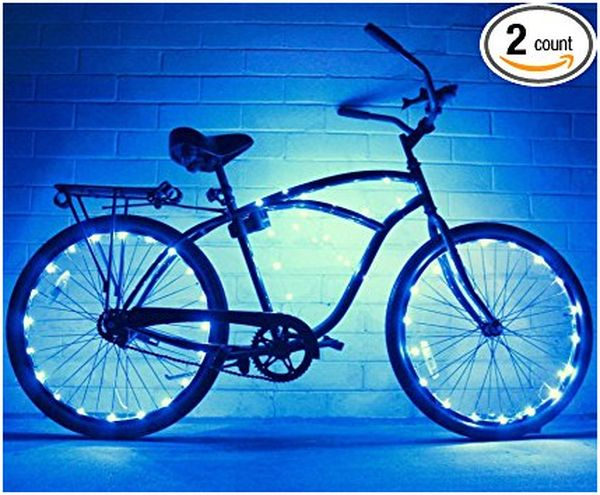 Bike Wheel Light String