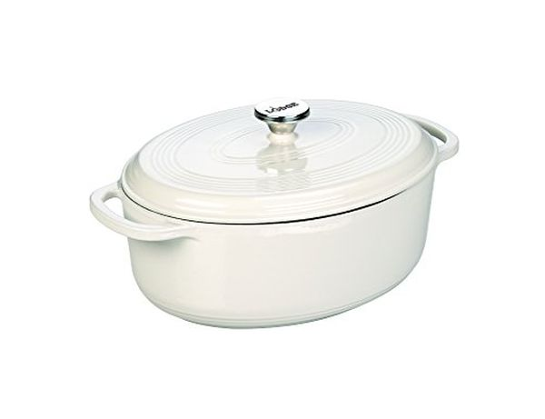 Enameled Cast Iron Dutch Oven