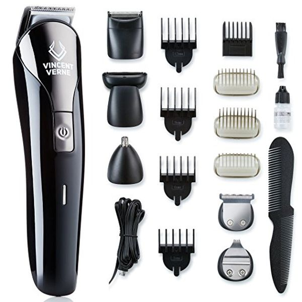 Facial Hair Trimmer Kit
