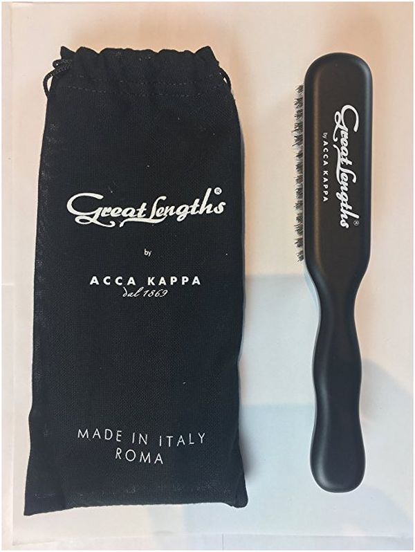 Great Lengths Travel Brush by ACCA KAPPA