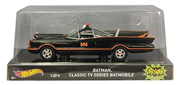 Hot Wheels Heritage Edition Classic TV Series Batmobile 124 Scale