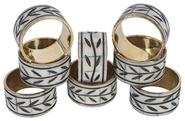 KAF Home Napkin Rings