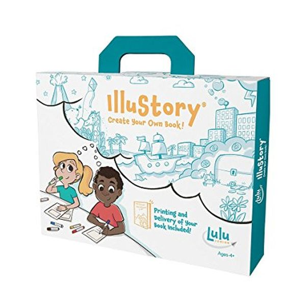 Lulu Jr. Illustory Book Making Kit