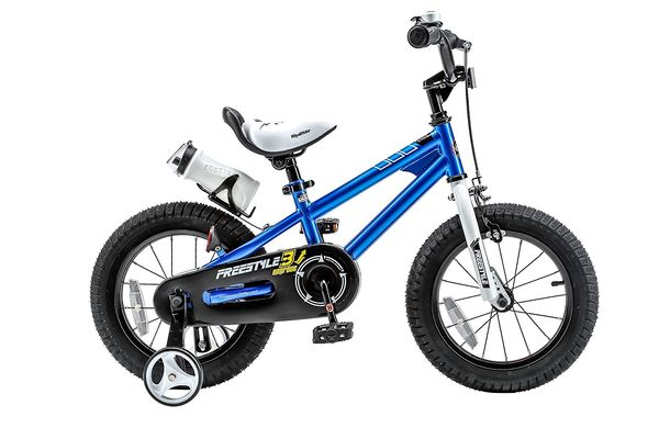 RoyalBaby Freestyle Kids Bike