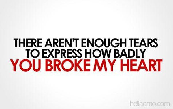 broken heart quotes 1