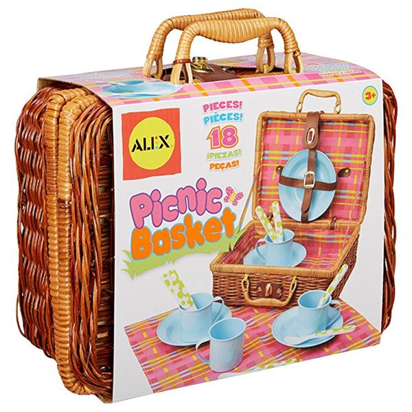 great toys for 3 year old girls alex toys picnic basket alex toys picnic basket