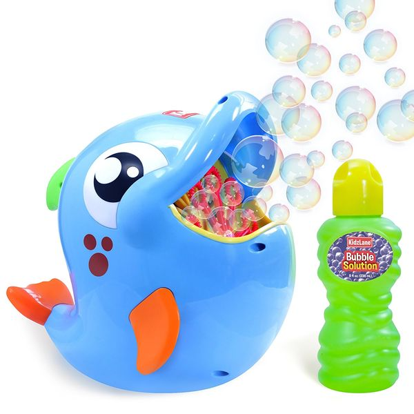 Automatic Durable Bubble Blower for Kids