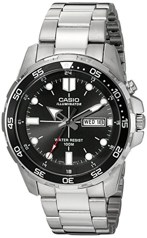 Casio Mens MTD1079D1AVCF