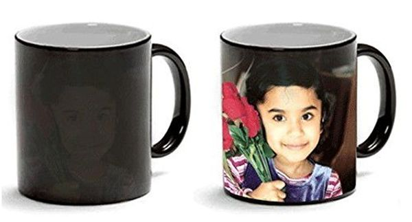 Color Changing Personalized Mug