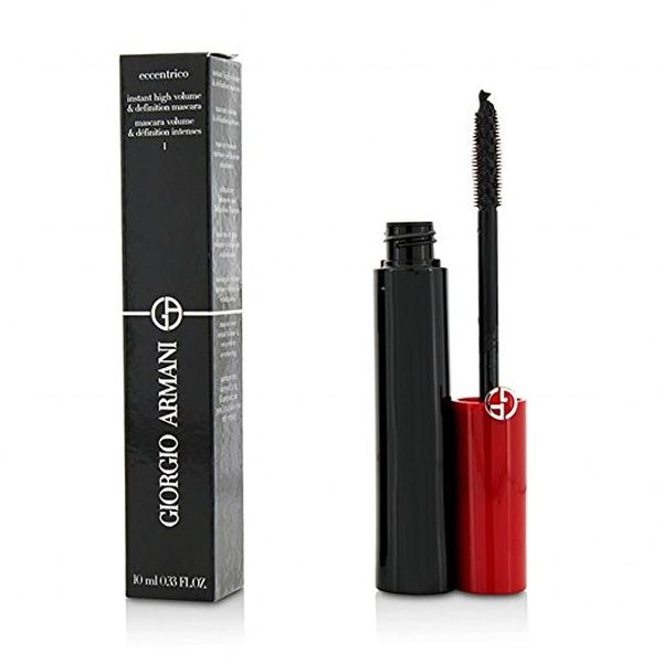GIORGIO ARMANI Eccentrico Instant High Volume & Definition Mascara # 1 (Obsidian Black)
