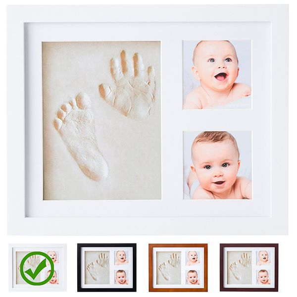 Little Hippo Baby Handprint Kit