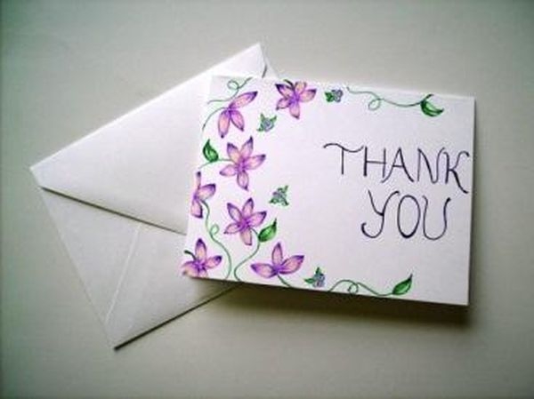 Amazing Lovely Thank You Images for Her