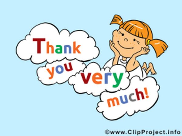 Cool Lovely Thank You Images for Her