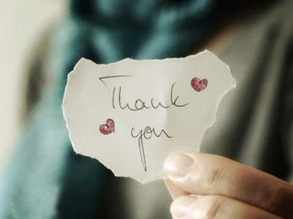 Best Lovely Thank You Images for Her