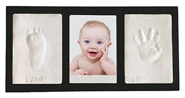 Proud Baby Clay Hand & Footprint Frame Kit