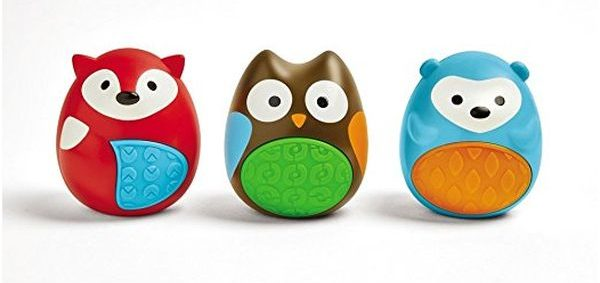 Skip Hop Explore and More Musical Egg Shaker Trio