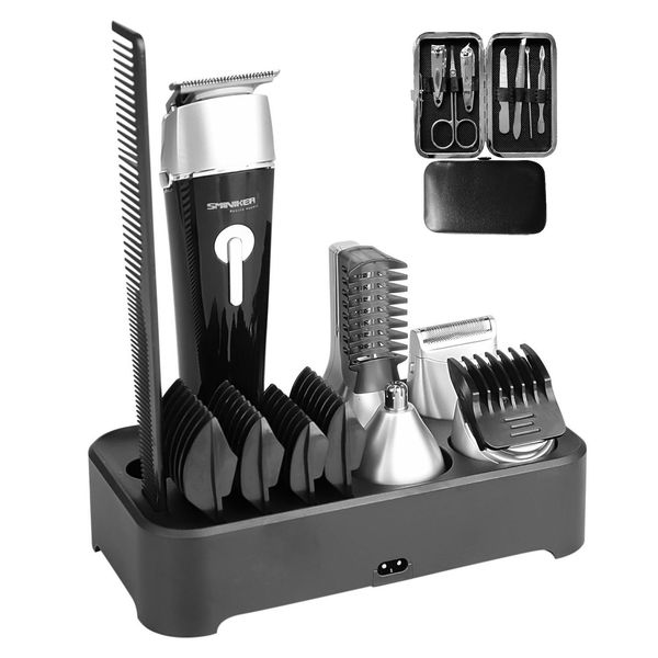 Sminiker Professional 5 in 1 Grooming Kit