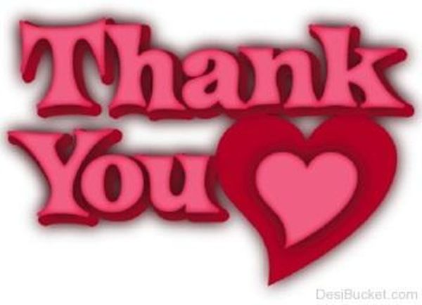 Super Thank You Pictures from Your Heart