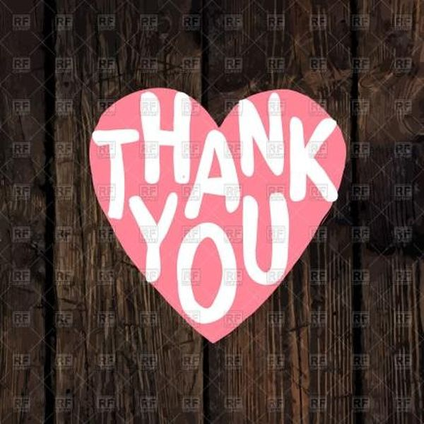 Best Thank You Pictures from Your Heart