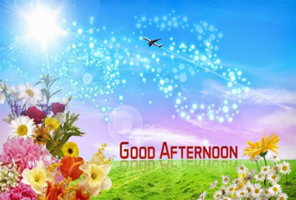 Beautiful Good Afternoon Images to Use as Free Wallpaper 7