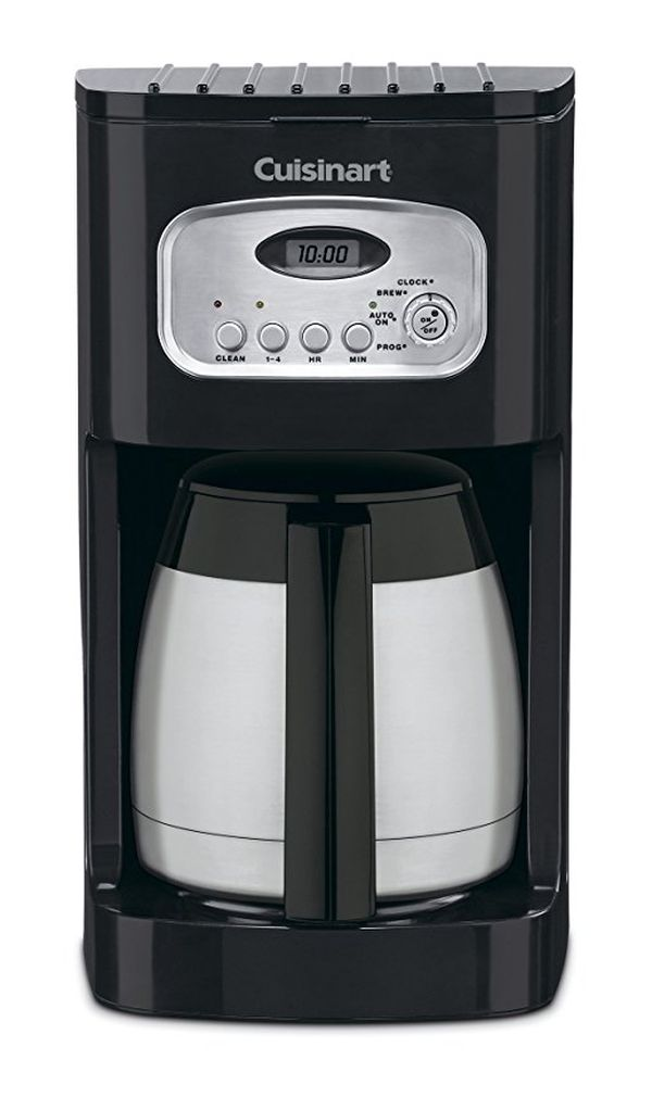 Cuisinart 10-Cup Classic Thermal Programmable Coffeemaker