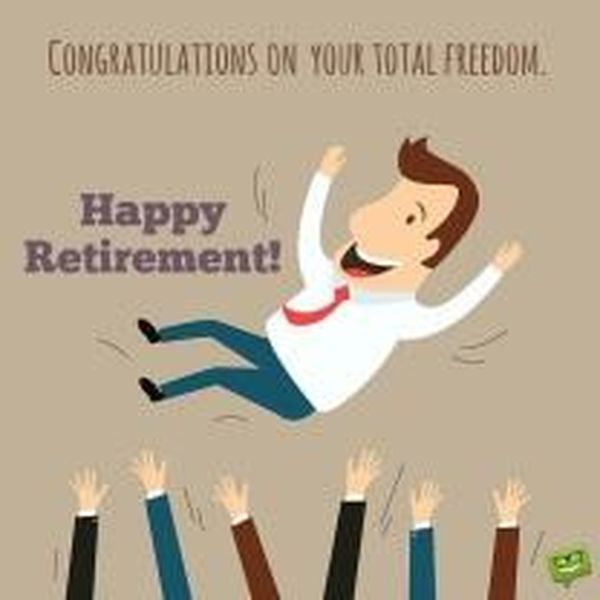 Funny Images to Wish Happy Retirement 7