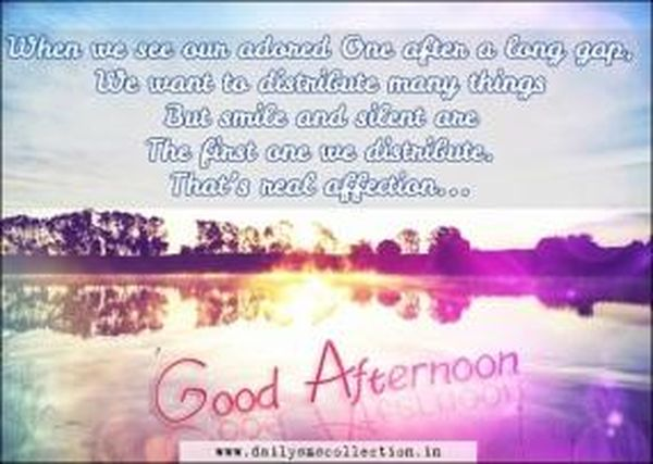 Good Afternoon Images with Quotes for Your Friends and Relatives 6