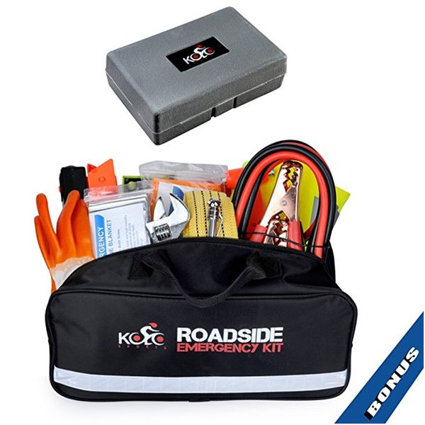 Kolo Sports Premium Auto Emergency Kit