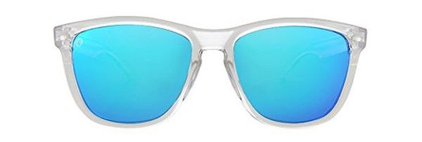 Woosh Sunnies Polarized Sunglasses in Matte Frame