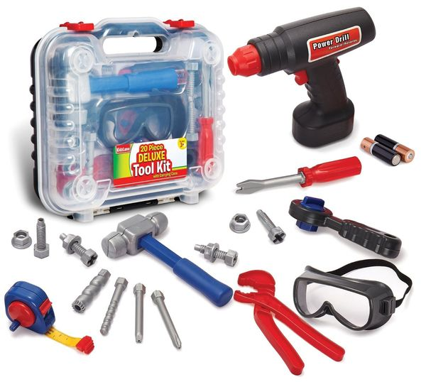 Childrens Construction Tools cool toys for boy at the age of three