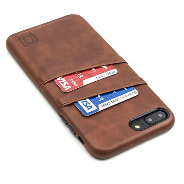 Dockem Exec Wallet Case for iPhone 8 Plus7 Plus