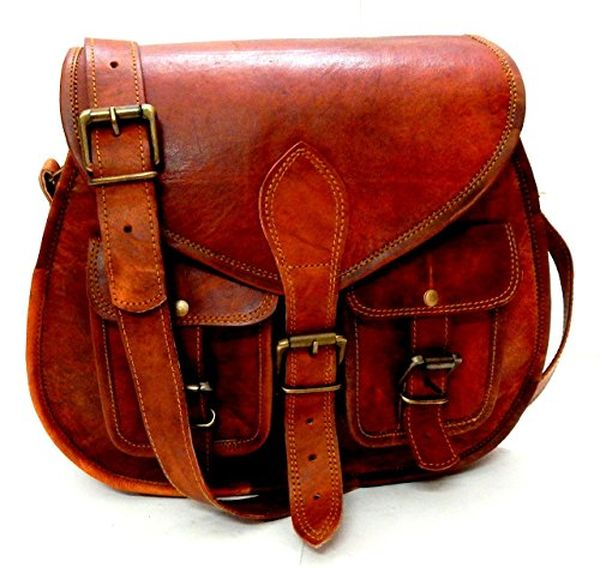 FiruHandmade Vintage Cross Body Shoulder Bag